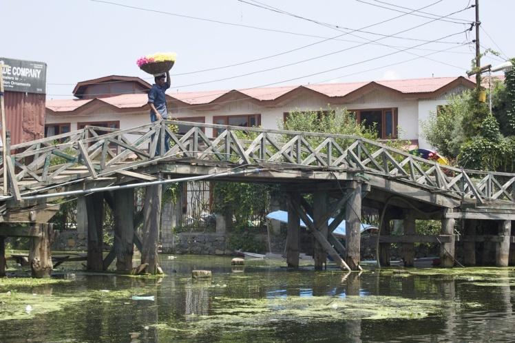 Dal Gate, Dal Lake