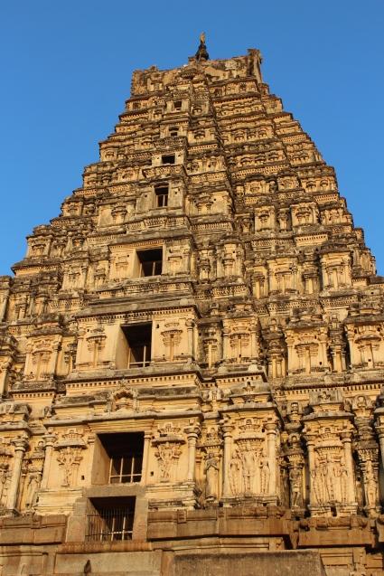 Temple in Hampi, Karnataka